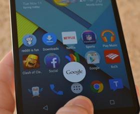 Nexus 6 Software analisis review en español