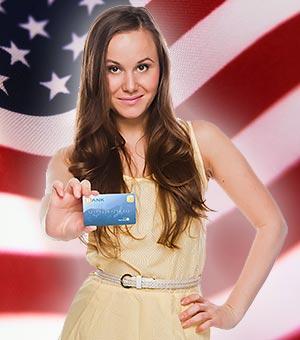 Primera tarjeta de crédito en USA