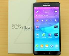 Samsung Galaxy Note 4: Análisis
