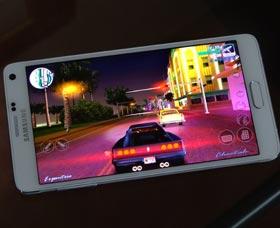 Samsung Galaxy Note 4: Rendimiento