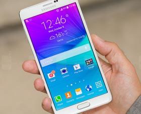 Samsung Galaxy Note 4: Resumen