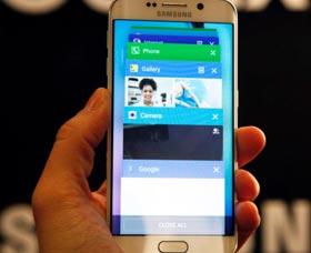 Samsung Galaxy S6 Edge: Aplicaciones