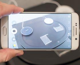 Samsung Galaxy S6 Edge Camara analisis review