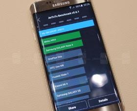 Samsung Galaxy S6 Edge: Rendimiento