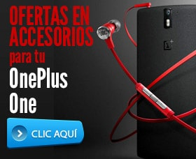 accesoris oneplus one analisis review