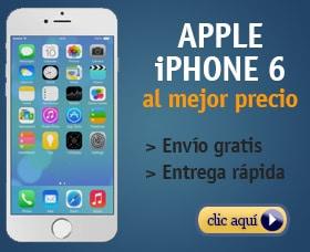 apple iphone 6 análisis review mejor precio
