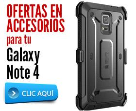 galaxy note 4 accesorios baratas review en español