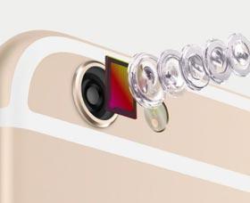 iPhone 6: Cámara