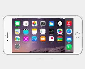 iPhone 6: Pantalla