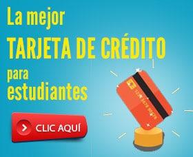 mejor tarjeta de credito para estudiantes visa mastercard