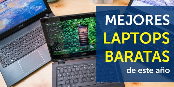 mejores laptops baratas