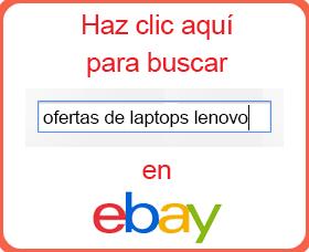 mejores laptops lenovo ofertas baratas
