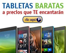 mejores tabletas baratas comprar online