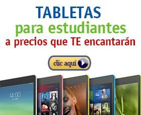mejores tabletas para estudiantes baratas