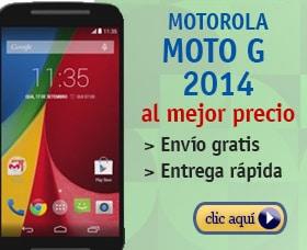 motorola moto g 2014 precio analisis review