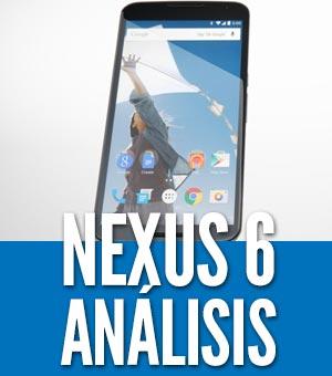 nexus 6 análisis review