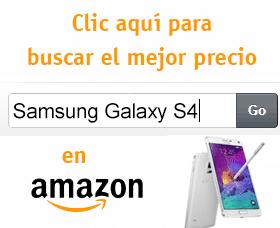 samsung galaxy s4 amazon precio analisis review