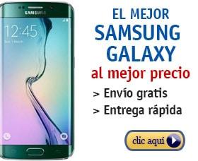 samsung galaxy s6 edge mejor precio analisis review comprar online