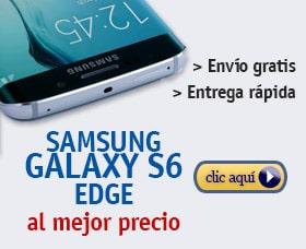 samsung galaxy s6 edge mejor precio online analisis review en espanol