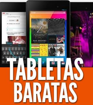 tabletas baratas