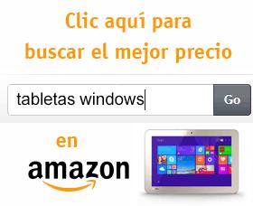 tabletas windows amazon comprar por internet