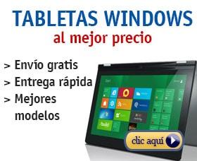 tabletas windows analisis review cual es la mejor comprar por internet