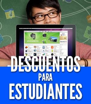 tiendas con descuentos para estudiantes sitios
