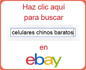 Dónde comprar celulares chinos sin estafas: eBay