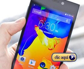 Mejores celulares para selfies UMI Zero