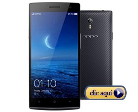 Oppo Find 7 mejores marcas chinas de celulares android