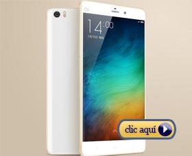 Xiaomi Mi Note mejores marcas de celulares chinos