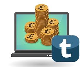 Cómo ganar dinero con Tumblr: Publica anuncios en tu página
