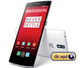 oneplus one Mejores marcas de celulares chinos