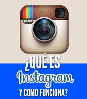 qué es instagram como funciona para que sirve