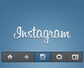 que es instagram interface menu