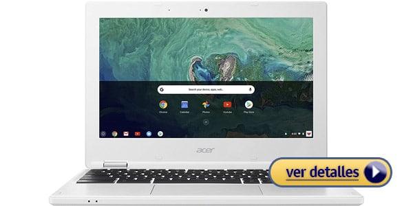 Acer Chromebook CB3 111 C670 mejor valor