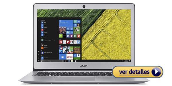 Acer Swift 3 laptops baratas para estudiantes