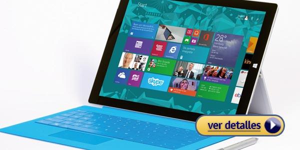 Alternativas a la Apple MacBook Microsoft Surface Pro 3