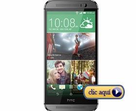 Celulares para una graduación: HTC One M8