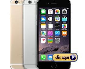 Celulares para una graduación: iPhone 6