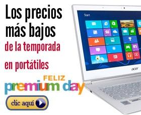 Descuentos Amazon Premium Day: Ordenadores y Laptops
