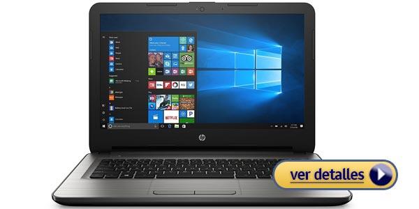 HP 14 an013nr laptops baratas para estudiantes