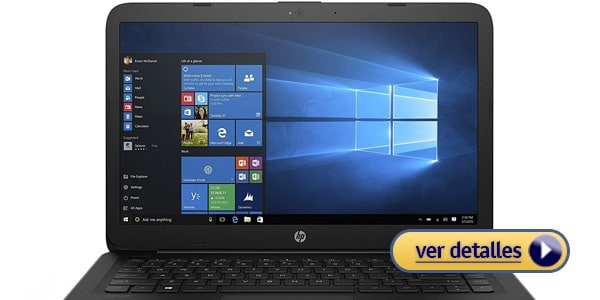 HP 14 ax040wm laptop menos de 200 dolares euros