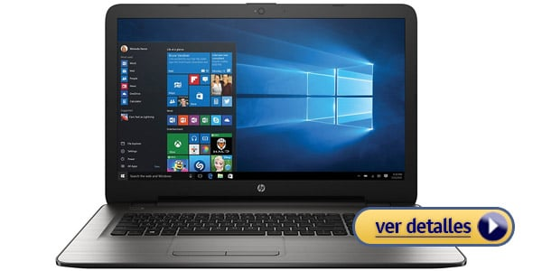 HP 15 ay191ms laptops menos de 500