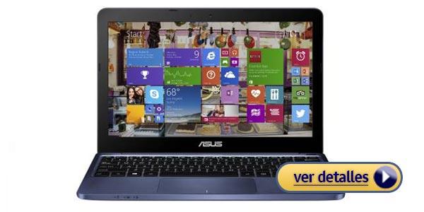 Laptops por menos de 200: Asus X205TA-UH01-BK