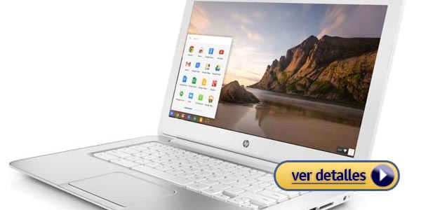 Laptops por menos de $300: HP 14-X013DX Chromebook