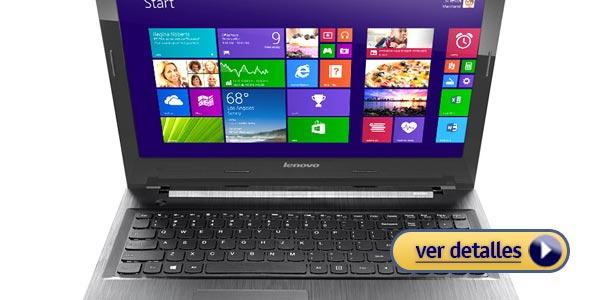 Laptops por menos de 300 dólares: Lenovo G50