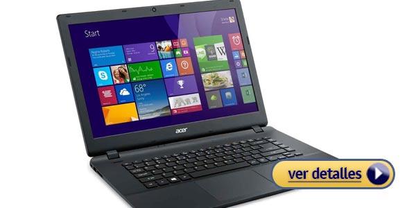 Laptops por menos de 0: Acer Aspire ES1