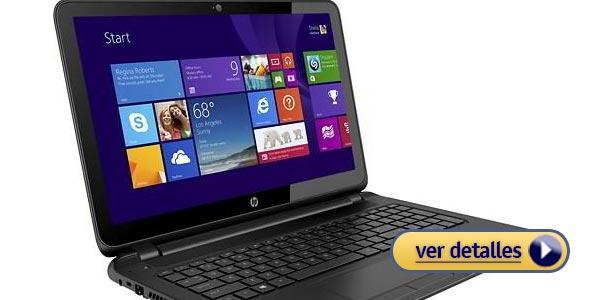 Laptops por menos de 400 HP Touchsmart 15