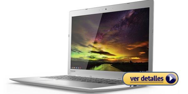 Mejor portatil barata Toshiba Chromebook 2 laptop